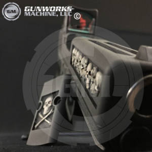 Gunworks Machine, LLC uses 3D Machining