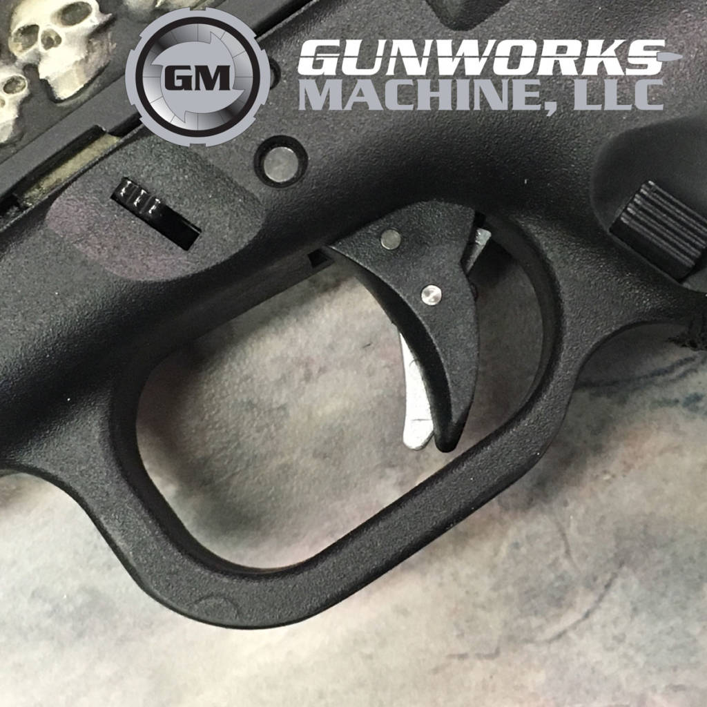Glock Rounded Trigger Guard
