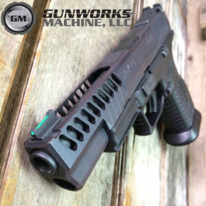 Springfield XDM 9.5 Package With AlTiN PVD